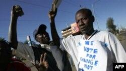 مخالفان دولت کنیا می گویند پیش شرط مذاکرات استعفای موای کیباکی است