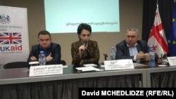 Эка Беселия, Гедеван Попхадзе и Звиад Квачантирадзе сообщили о планах сформировать новую партию