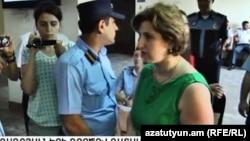 Адвокат Инесса Петросян (архив)