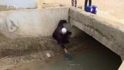 Талая вода - спасение для тысяч таджикистанцев