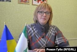 Наталія Сидоренко, керівник апарату Кремінської РДА