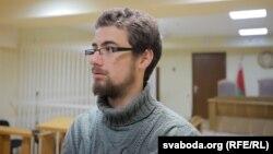 Пётра Маркелаў у судзе 9 сьнежня