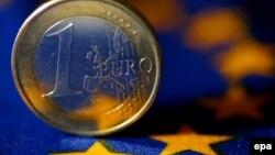 монета од едно евро