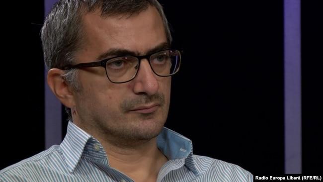 Політичний аналітик Ернест Варданян