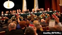 Дөнья татар конгрессының V корылтае. 8 декабрь 2012