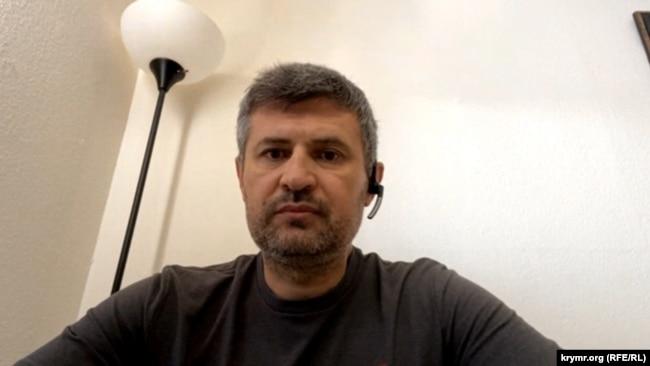 Сергій Ніжник, член водолазної групи