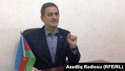 Али Керимли, лидер оппозиционного Народного фронта Азербайджана.