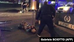 Предполагаемый участник нападений в Лондоне.