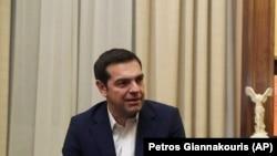 Премиерот на Грција Алексис Ципрас