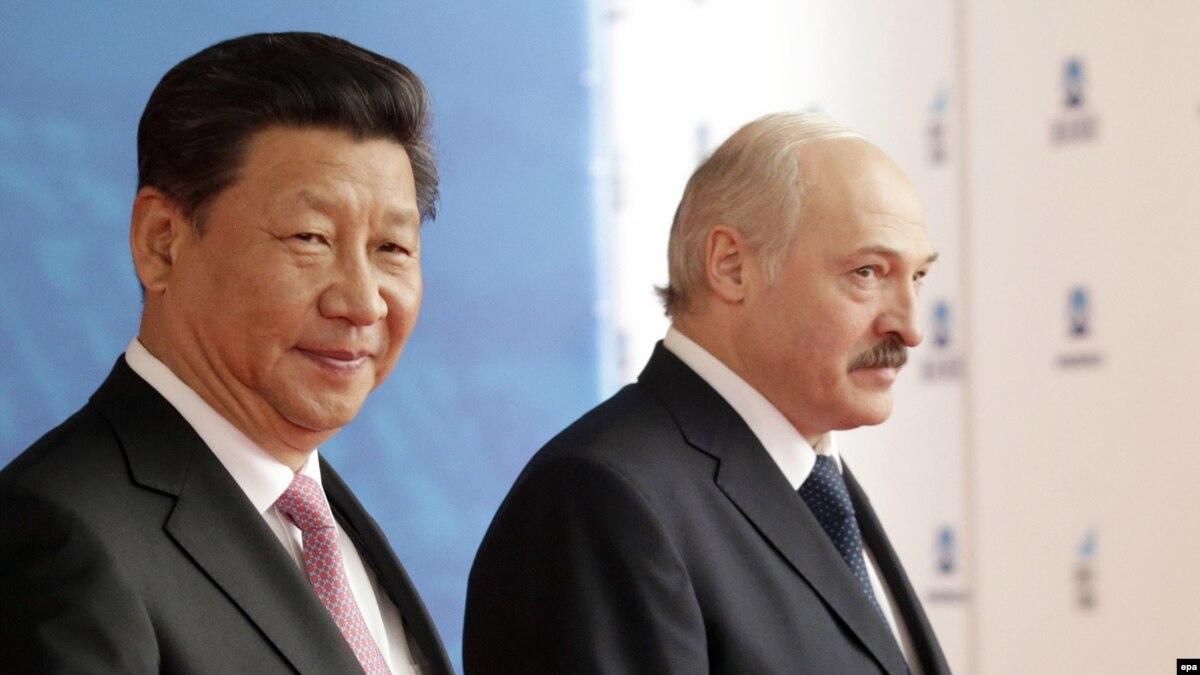 Пока Россия экономически давит на Минск, Беларусь возлагается на Китай