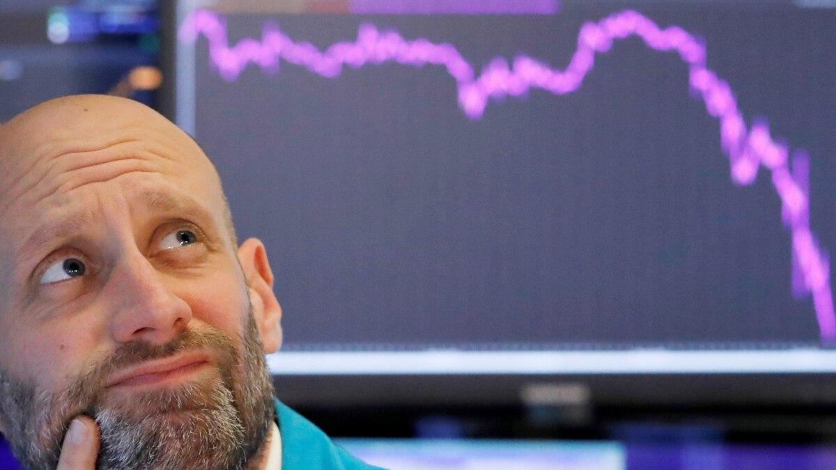 Фондовый рынок США пережил крупнейшее падение с «черного понедельника» 1987 года