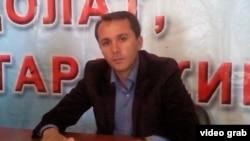 Қиёмиддин Азизов, раҳбари нави Ҳизби сотсиал-демократи Тоҷикистон