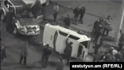 Столкновения в центре Еревана, 1 марта 2008 года