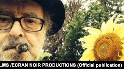 Французький режисер Жан-Люк Ґодар