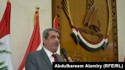 محافظ البصرة د. خلف عبد الصمد