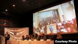 """Predstavljanje projekta """"Sarajevo na raskršću svijeta"""", 27. oktobar 2011."""