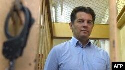 ФСБ Росії затримала Романа Сущенка 30 вересня 2016 року в Москві