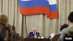 Специальное заседание Совета при президенте России по развитию гражданского общества и правам человека