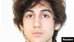 Подозреваемый в организации взрывов в Бостоне Джохар Царнаев.