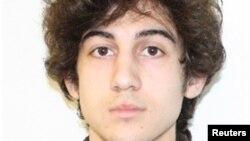 Джохар Царнаев, подозреваемый во взрывах на Бостонском марафоне.