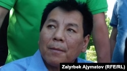 Нурлан Тилебаев.