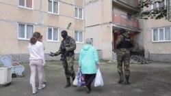 Операция спецназа в Петербурге