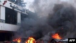 Амали террористӣ ҷони якчанд нафар, аз ҷумла генерали артиши Лубнонро гирифт, 12 декабри 2007