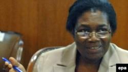 Спецдокладчик ООН по положению правозащитников Маргарет Секаггья