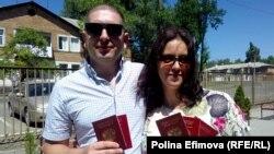 Жителі непідконтрольної Україні частини Донбасу, які отримали російське громадянство. Липень, 2019 рік