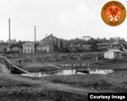 Завод в Вяртсиля
