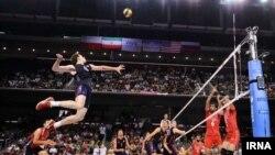 شکست دوم تیم ملی ایران از آمریکا