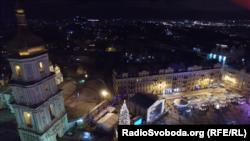 Kievul în noaptea de Revelion