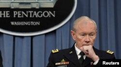 Глава Объединенного комитета начальников штабов Пентагона Мартин Дэмпси
