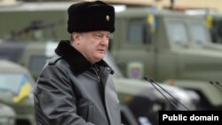 Петро Порошенко (архівне фото)