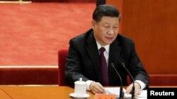 Presidenti kinez, Xi Jinping.