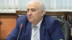 Гуфтугӯ бо сараудитори Палатаи ҳисоби Тоҷикистон