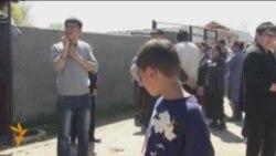 Столкновения в кыргызском селе Маевка