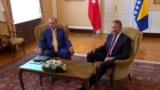 Bosnia's Muslim Presidency Member Receives Erdogan