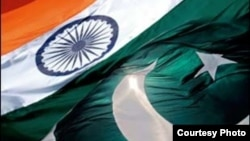 Flamujt e Indisë dhe të Pakistanit
