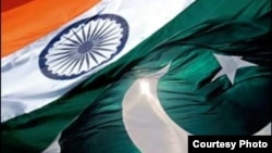 Прапори Індії і Пакистану