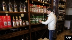 New Hampshire's Liquor Commission says it sold more than $6 million worth of Russian liquor last year. (illustrative photo)