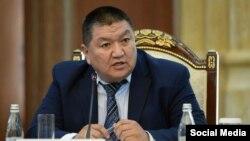 Толкунбай Акматов.