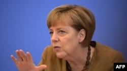 Kancelarja amerikane, Angela Merkel