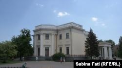 Odesa 2016, palatul Voronțov