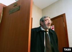 Avocatul Boris Kuznețov în 2005