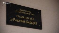 Karadzic Honored On Eve Of Verdict
