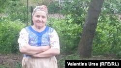 Maria Ţîcu din Radenii Vechi, raionul Ungheni