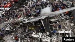 Avion kompanije Lamia, sa 77 ljudi srušio se 29. novembra a putu iz Bolivije ka Medeljinu, u Kolumbiji