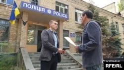 Про відкриття поліцією другого провадження журналіст і його захисник дізнались, коли прийшли на допит