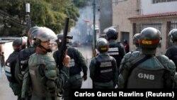 Garda Kombëtare e Venezuelës.